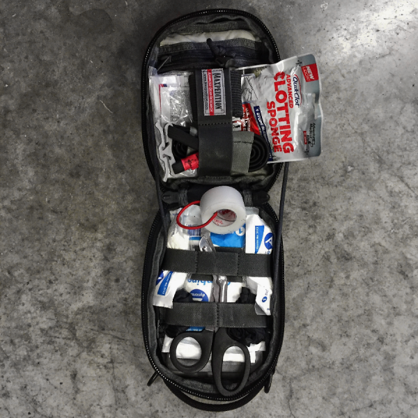 Six Echo System's Maverick Kit - inside / contects