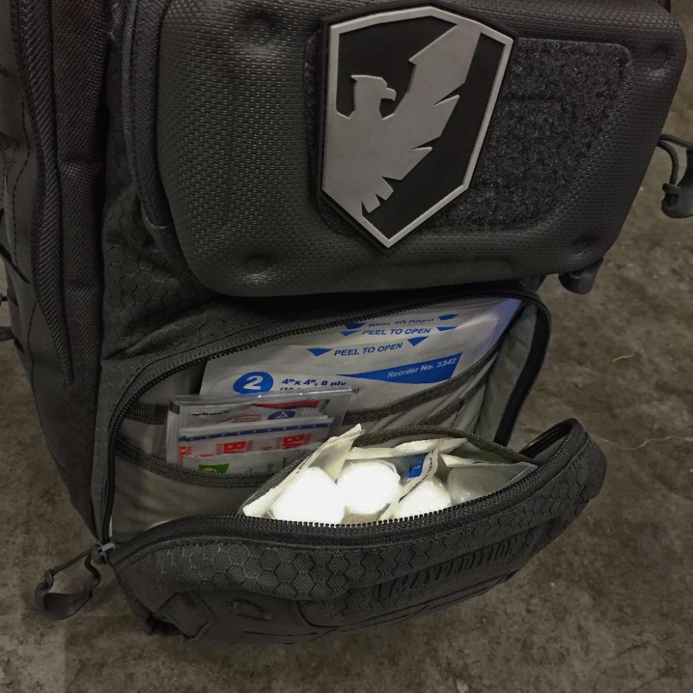 Six Echo System's Responder Kit - front pocket