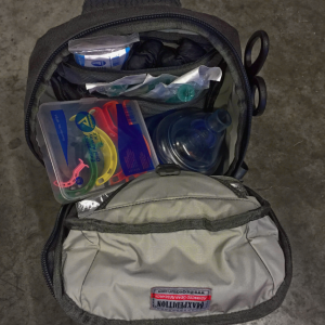 Six Echo System's Responder Kit - main pocket