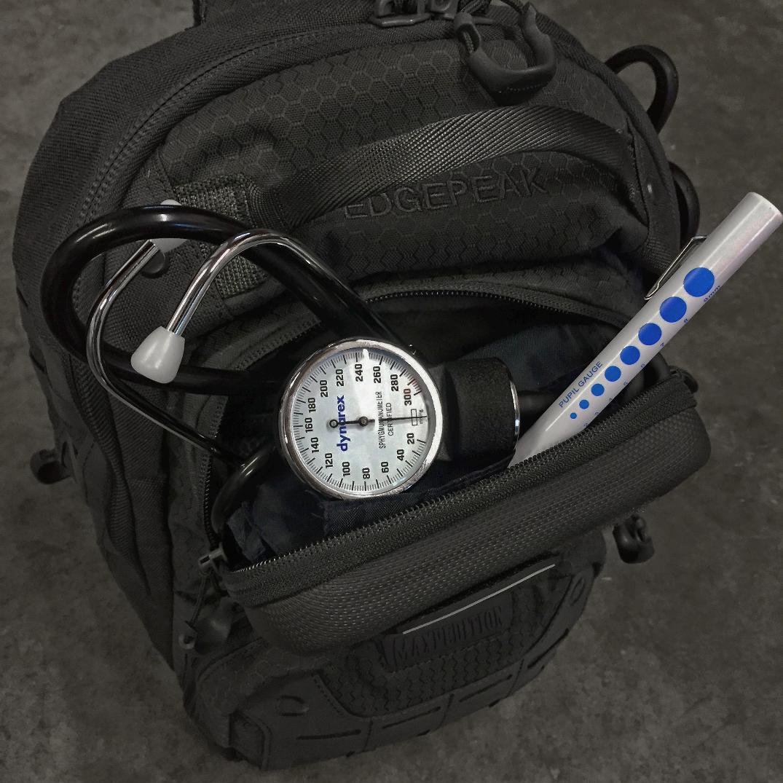 Six Echo System's Responder Kit - top pocket